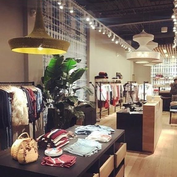 Regram from our fab clients @the.westside_ ️ Happy 1st Birthday ! Such a pleasure to be part of your stores vision!